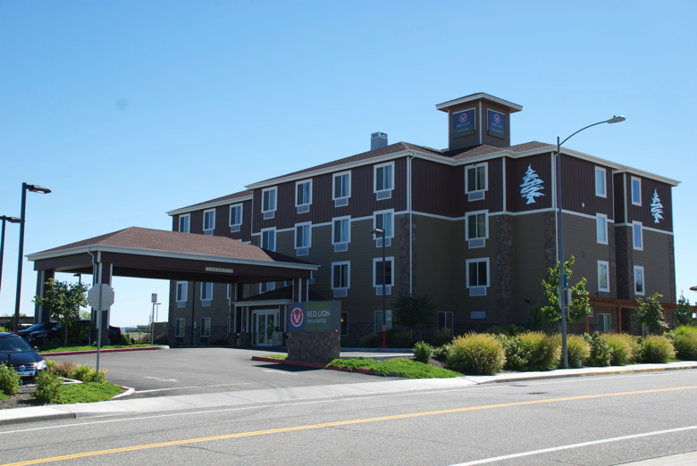 Red Lion Inn & Suites in Kennewick, WA