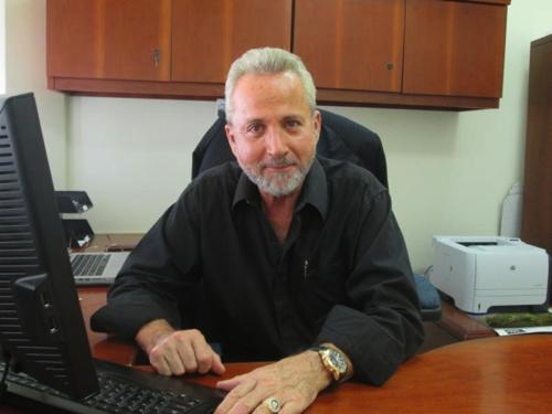 Bernard Sarme, General Manager, Magdalena Grand Beach & Golf Resort, Tobago