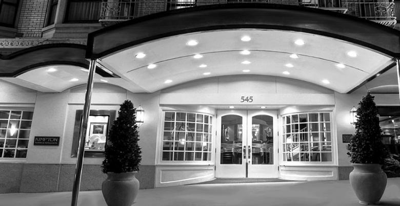 Prescott Hotel in San Francisco
