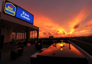 BEST WESTERN Elyon Hotel Colombo Rooftop Bar