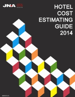 Cover page from the 2014 Hotel Cost Estimating Guide