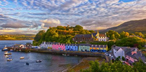Portree, Isle of Skye, United Kingdom