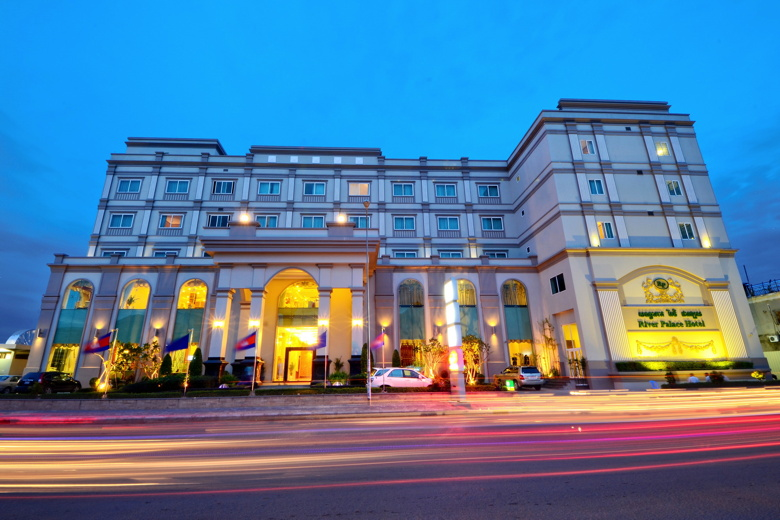 Best Western River Palace Hotel in Cambodia
