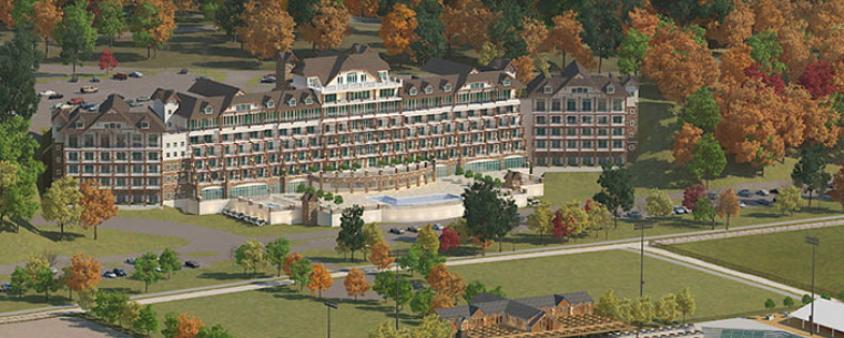 1 400 Acre Tryon Resort Announced For North Carolina