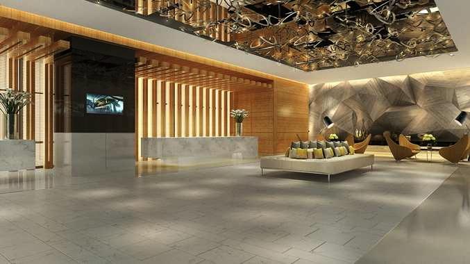 DoubleTree by Hilton Dubai - Jumeirah Beach - Lobby