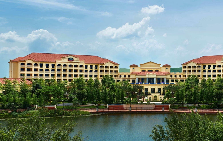 Courtyard by Marriott Boluo, Huizhou