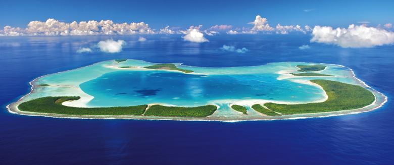 The Brando on French Polynesian atoll Tetiaroa