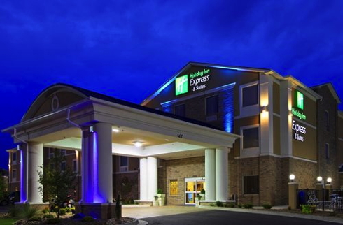 Holiday Inn Express Fort St. John Hotel