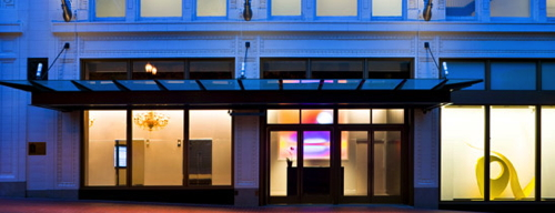 Nines Hotel in Portland Oregon