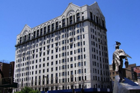 Hotel Theresa in Harlem