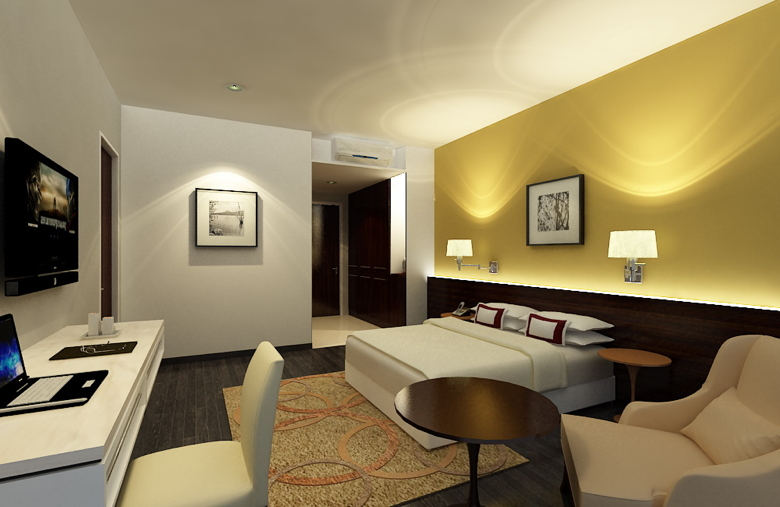 BW i-City Shah Alam, Malaysia Guest Room