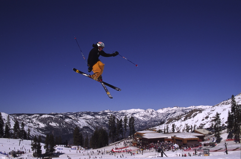 Bear Valley Mountain Resort in Northern California