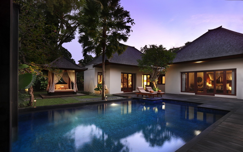 Centara Grand Villas Nusa Dua Two Bedroom Luxury Pool Villa - Villa Roselle