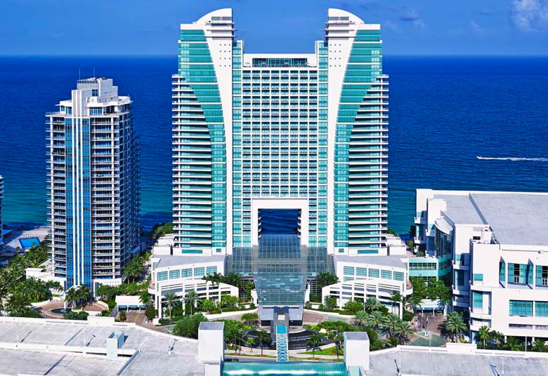 Westin Diplomat Resort Spa In Hollywood Fla Sold To Thayer Lodging Group