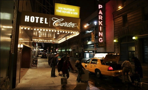 Hotel Dixie/Carter