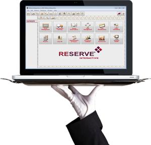 Reserve Interactive Screenshot