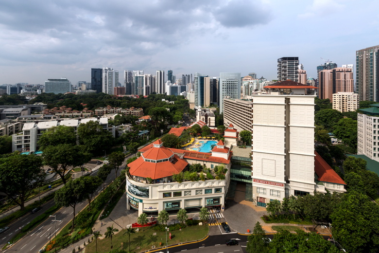 Hotel Jen Singapore