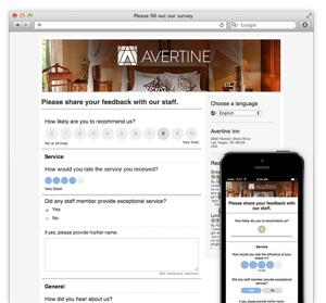 Revinate - Screenshot