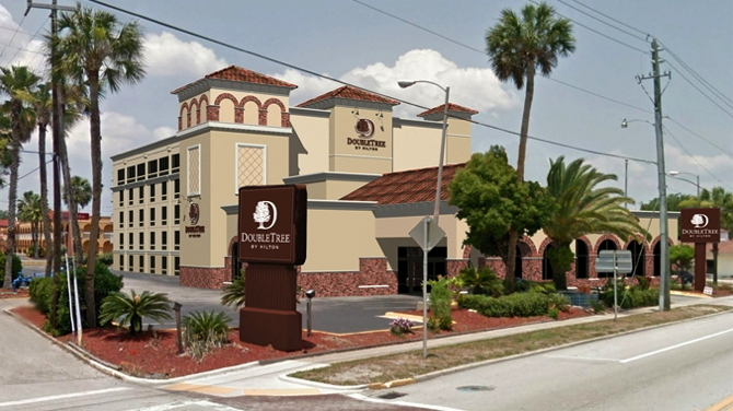 Doubletree By Hilton St Augustine Historic District Opens
