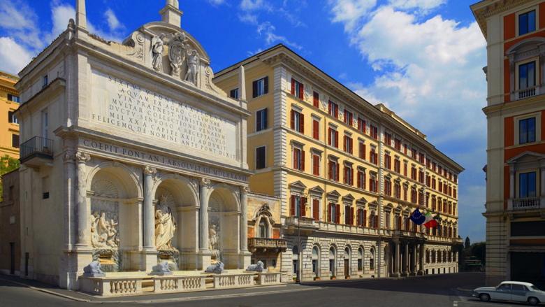 The St. Regis, Rome