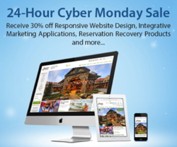 Promotional Image for HeBS Digital's Cyber Monday Sale