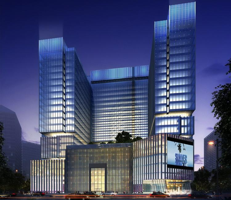 Chengdu Cachet Hotel