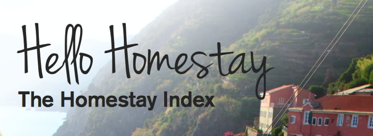 Image from the The Homestay Index Report