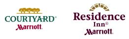 Courtyard & Residence Inn Logos