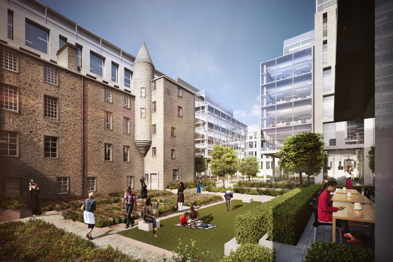 Residence Inn Aberdeen - Marischal Square impression