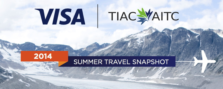 Cover from the The 2014 Summer Travel Snapshot