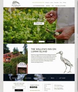 Screenshot - The Willows Inn on Lummi Island