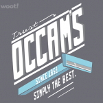 Occams Illustration
