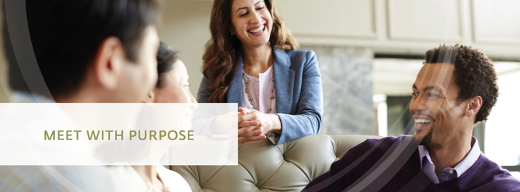 Image from Hilton's Meet with Purpose program