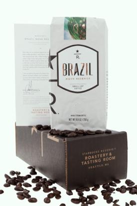 Starbucks Reserve(R) Brazil Nova Resende