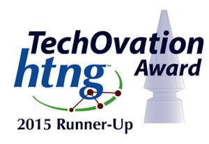 TechOvation Award Logo