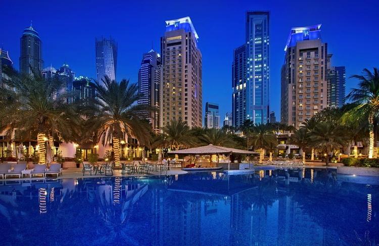 Habtoor Grand Beach Resort Spa In Dubai Autograph Collection