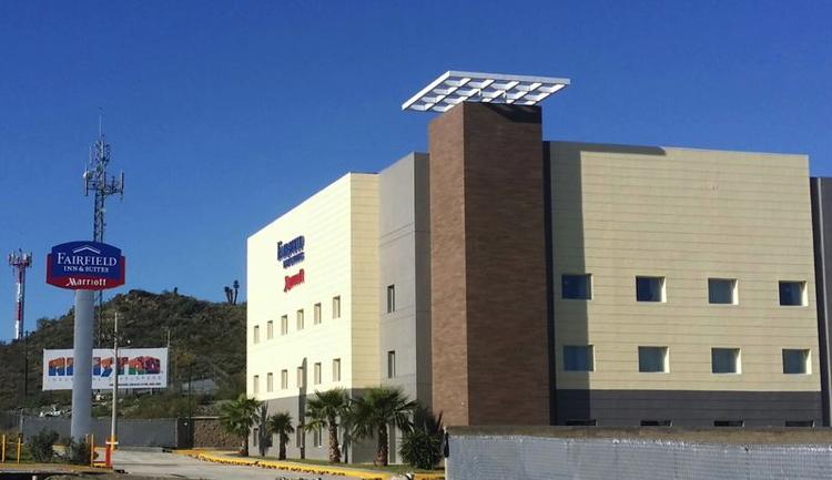 Fairfield Inn Amp Suites Saltillo Opens In Mexico