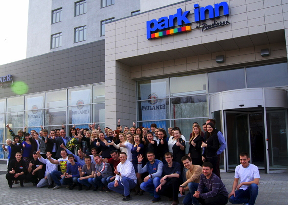 Park Inn by Radisson Hotel in Volgograd