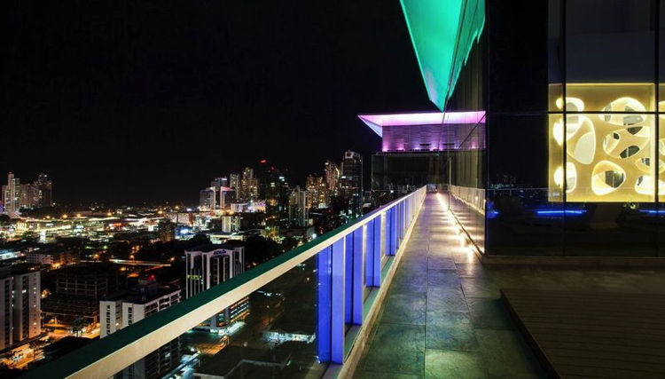 Sortis Hotel Spa & Casino in Panama City, Panama