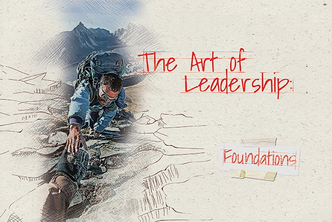 Image from The Art of Leadership: Foundations Workshop