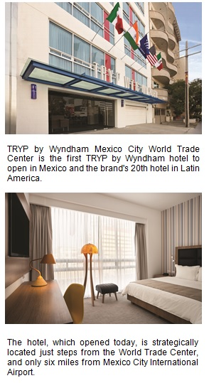 TRYP by Wyndham Mexico City World Trade Center