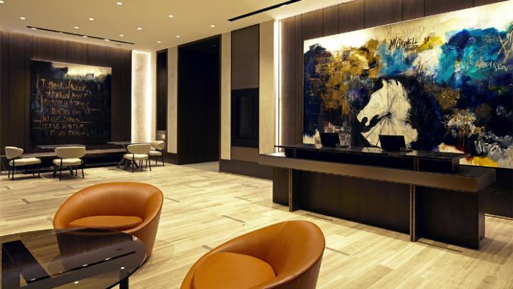 Lobby at Hyatt Centric The Loop Chicago