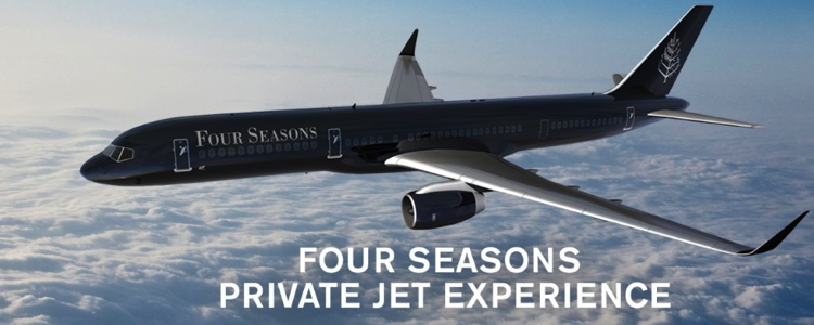 Picture Four Seasons Jet