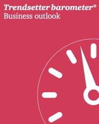 Image from PwC's Private Company Trendsetter Barometer
