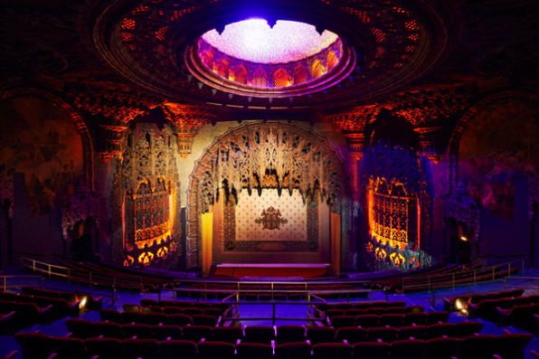The Theater at Ace Hotel, located in Los Angeles, California