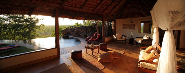 Elewana Collection - Elsa's Private House - View from Master Bedroom