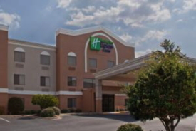 The Holiday Inn Express & Suites Greenville Airport