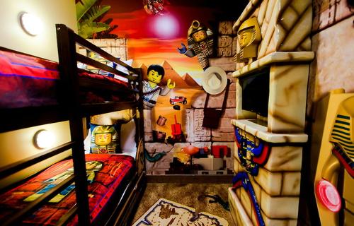 LEGOLAND® Hotel at LEGOLAND® Florida Resort Opens