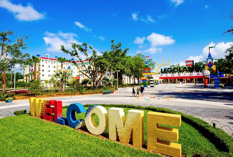 LEGOLAND® Hotel at LEGOLAND® Florida Resort