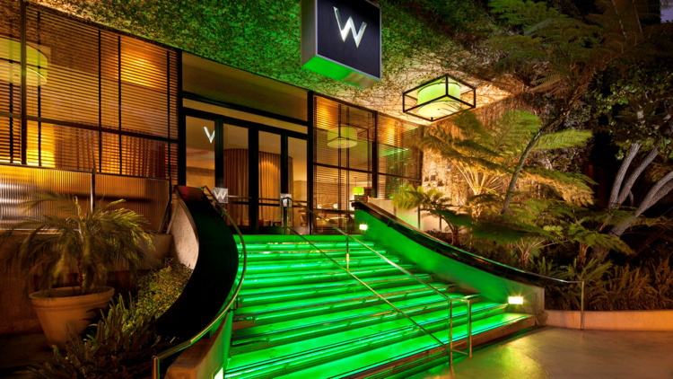 W Los Angeles – West Beverly Hills Exterior